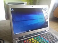 acer s3 ultrabook windows 10 super fast aluminium laptop netbook