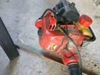 Long reach petrol hedge cutters