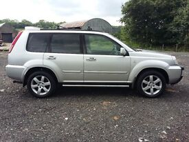 NISSAN XTRAIL 2.2 DCI 6 SPEED MANUAL LOW MILES