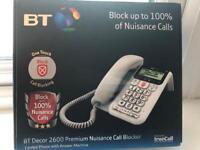 BT Decor 2600 Telephone