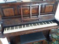 Piano - Monington & Weston London