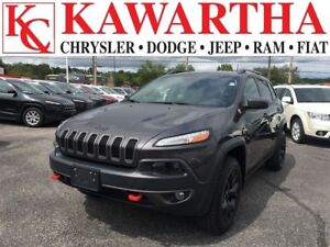 2017 Jeep Cherokee *TONS OF SAFETY FEATURES*