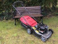 Mountfield self Drive Petrol Lawnmower
