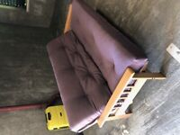 Cambridge Futon sofa bed