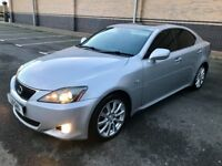 Lexus IS250 low mileage mint condition dvd