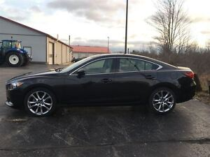 2014 Mazda MAZDA6 GT/NAVI/SUNROOF/HEATED LEATHER