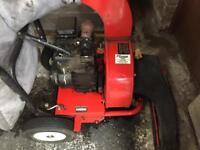 MTD/Honda garden vacuum and blower machine