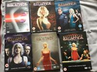 DVD BOX SETS Battle Star Galactica