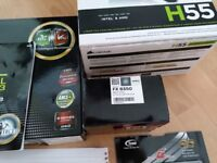 Pc components,,or sell a bundle