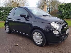 Fiat 500 Pop Twin Air 2011 0.9 ECO. 12 Months MOT and JUST SERVICED