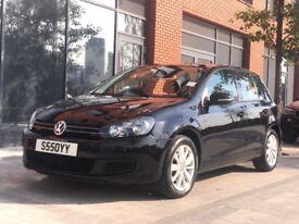 Volkswagen Golf 1.6 TDI Match 5dr **LOW MILEAGE** NOT Mercedes, BMW, Audi