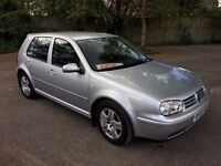 Volkswagen Golf Hatchback 2.0 Gti 5Dr 84k miles full VW service history 2 keys cam belt done