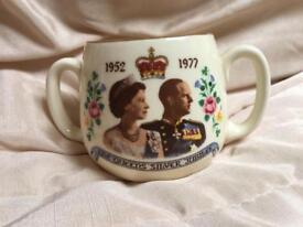 Queens jubilee mug