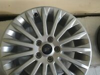 "ford alloy wheel c.max / focus 17"" only got one £85 no offers call 07860431401"