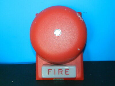 Wheelock 46t-g6-24-ws Red Bell Strobe Combo Fire Alarm Notification 80 Avail