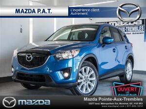 2013 Mazda CX-5 GT AWD ** CUIR TOIT CAMERA DE RECULE **