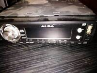 ALBA car cd player £15