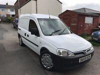 Vauxhall Combo 2000 CDTI 16V Crew Van