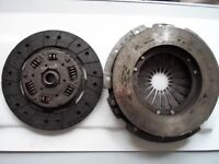 VW T25/ T3 Sachs Clutch Pressure plate and centre plate