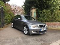 BMW 118D 2009 M SPORT 12 MONTHS MOT