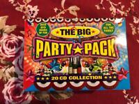 20 pack party cds
