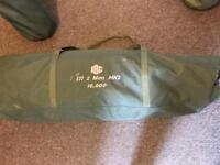 JRC STi 2 man bivvy with winter overwrap