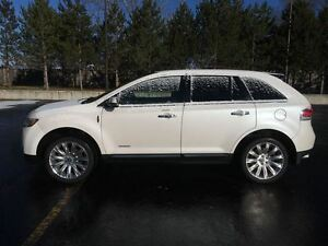 2013 Lincoln MKX LIMITED AWD