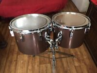 Vintage Sonor Phonic Concert Toms