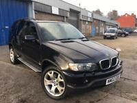 BMW X5 3.0D 2002 **MAY PX**