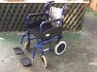 Lightweight Transit Wheelchair