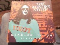 Wonder Stuff Diaries.
