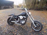Harley Davidson Sportster Chop