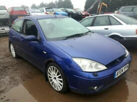 2004 FORD FOCUS ST 170 NOW BREAKING FOR PARTS