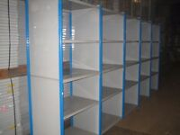 dexion impex industrial shelving as new ( storage , pallet racking )