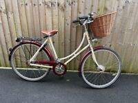 PASHLEY Princess Sovereign 5 speed - Size M, 20 inch - Excellent condition. Brooks saddle