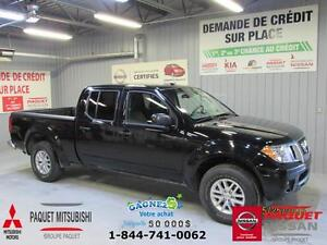 Nissan Frontier SV 4WD 2015