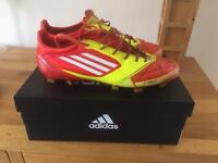 Men's adidas adizero leather football boots uk 10