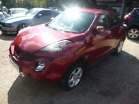 NISSAN JUKE VISIA - DA65PYF - DIRECT FROM INS CO