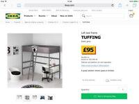 BED IKEA high bunk