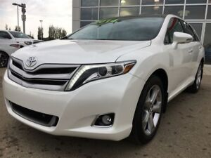 2014 Toyota Venza LTD V6, 34,381 KM, BLOWOUT PRICING