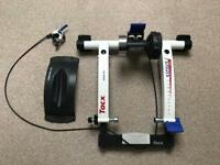 Tacx Sirius soft gel turbo trainer + Trax axle + Training tire