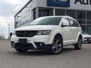 2016 Dodge Journey Crossroad FWD| Cruise Control| Leather Interi