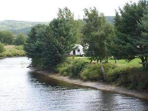 Wanted :Recreational lot/land or small cottage with some privacy