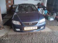 Mazda 323 gsi