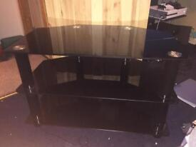 GLASS TV STAND £20!!!