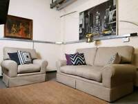 Laura Ashley KENDAL sofa and armchair RRP £1500