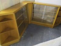 G Plan Bookcase and G Plan Coffee Table for sale  Lincolnshire