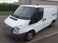 WANTED FORD TRANSIT MK7 COMPLETE FRONT END (WHITE)