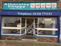 Takeaway Fish & Chip and Pizza Shop For Sale
