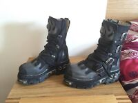Womans New Rock Boots